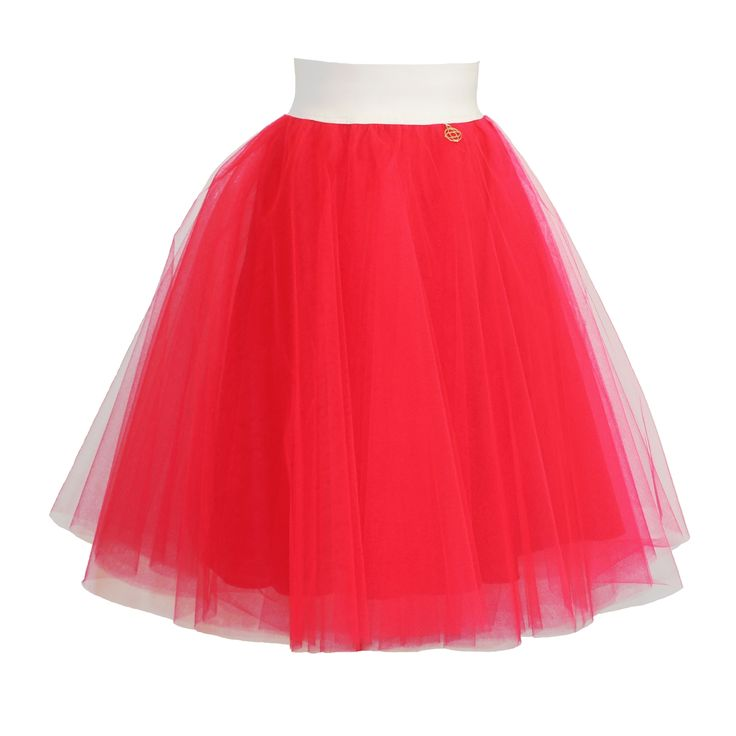 Fairy-tale fluo pink skirt $100€