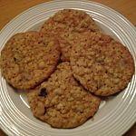 Recette Biscuits au gruau
