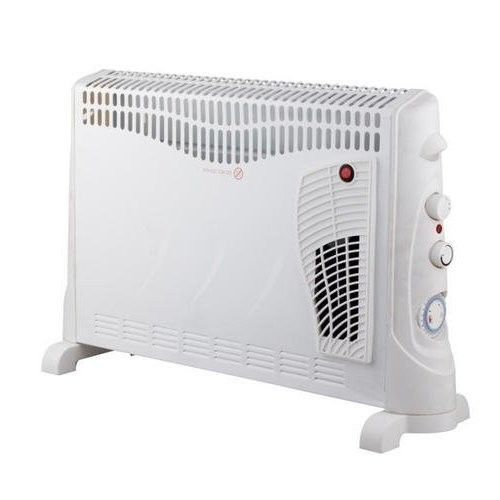 Heater Convector Electric 2000W Turbo Room Plug In Home House Freestanding Timer #ElectricHeaterConvector