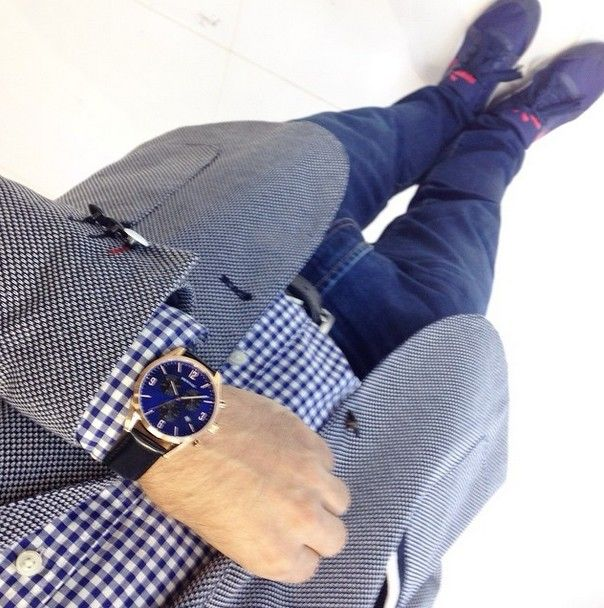 BERING; Men's watch; Classic Collection; Chronograph