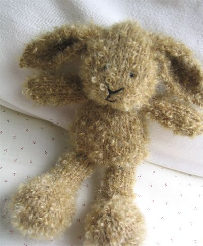 Oh sooo cute!!   :o)  Little Cotton Rabbits fluffy bunny -           Bunny_fluff