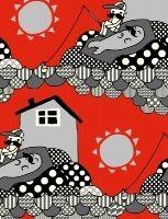 Nestori ja norppa by Leena Renko, Majapuu design