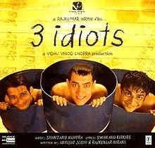 3 Idiots (2009) Aamir Khan is an engineering student. You had me at Aamir, and again at engineering.