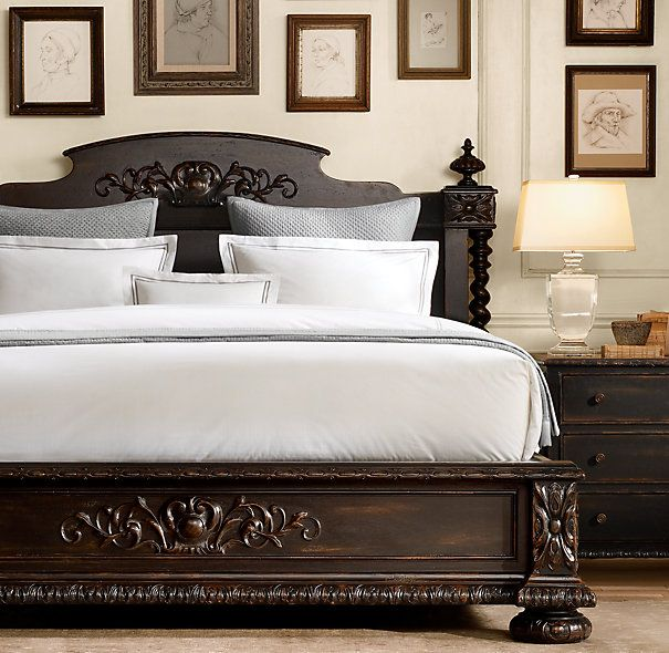 18 best bedroom ideas images on pinterest bedrooms for Restoration hardware furniture quality