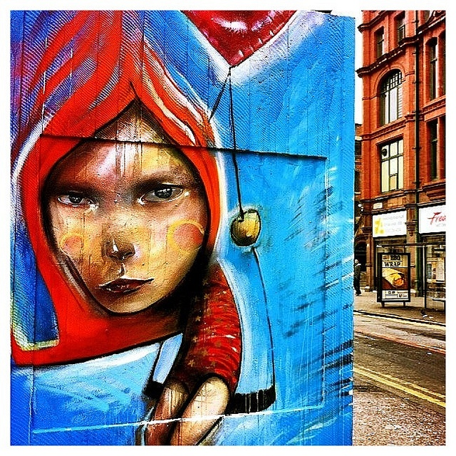 Manchester - the Northern Quarter