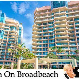 Edit Post ‹ Oceana Broadbeach Apartments — WordPress