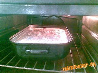 Môje prvé Lasagne!