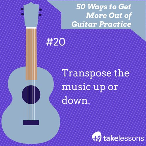 A Guitarist's Guide To Better Practicing - tut2u.com