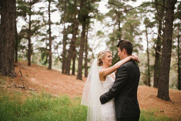 My beautiful friends Dan & Bel Glen Ewin Estate | Adelaide Hills Wedding Photographer | Lucinda May Photography