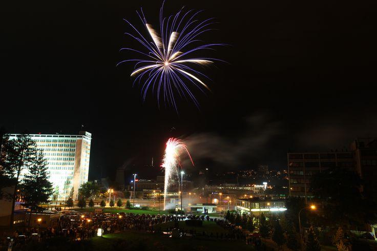 Firework in 53rd ZLÍN FILM FESTIAL