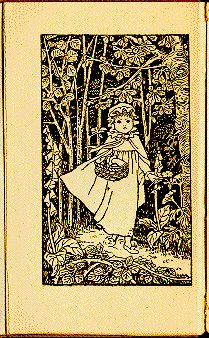 From: Little Red Riding Hood..., illus. Adams (Dent, 1893)