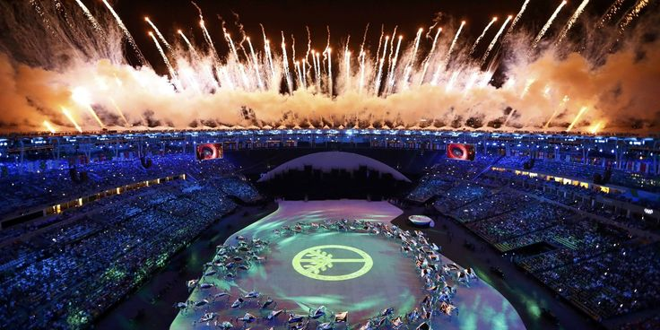 The Rio Opening Ceremony Put Climate Change Front And Center