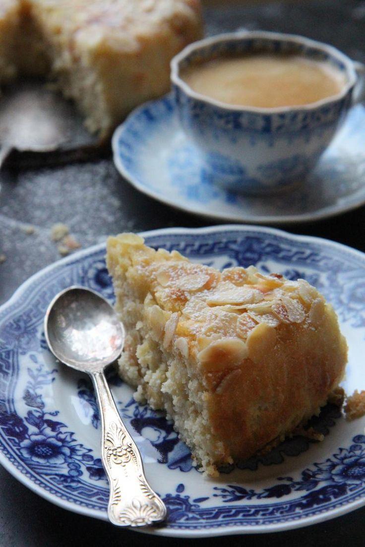 Gluteeniton mantelikakku brunssille ja kahvipöytään
