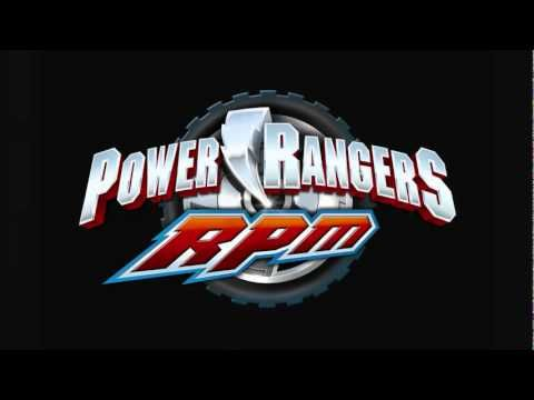 Power Rangers RPM Demo Theme Song