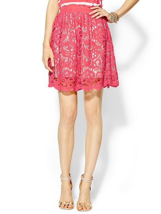 Piperlime | Alice Lace Skirt | $89