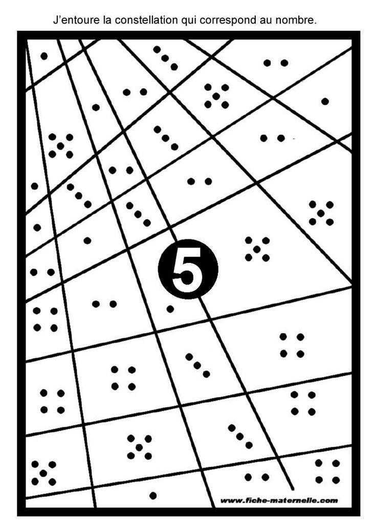 Ressources pédagogiques : nombre et constellation