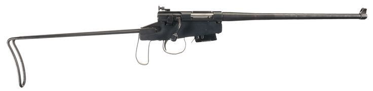 "Registered ""U.S. Air Force"" M4 Bolt Action Survival Rifle in 22 Hornet"