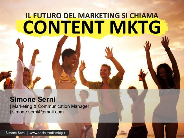 Il Futuro del Marketing si chiama Content Marketing