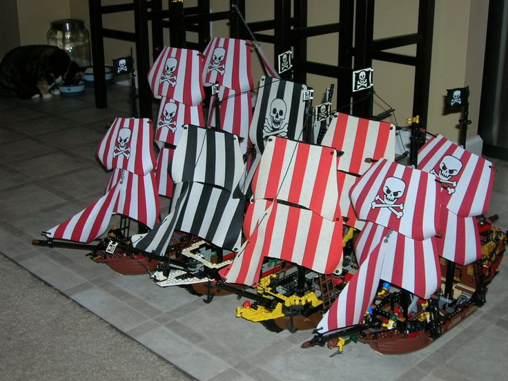 The Complete Lego Pirate Ship Value Guide!