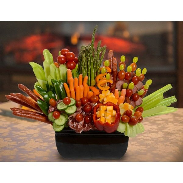 Party Pleaser Blossom - Blossoms scent free fruit bouquet are great for all occasions and make great gifts ideas or decorations from a proud Canadian Company