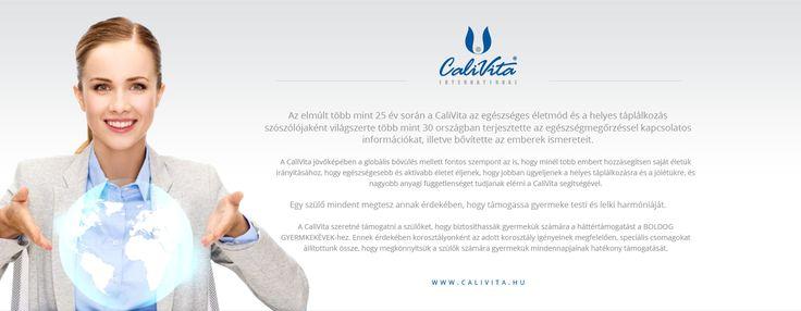 CaliVita - Tudatos Szülök