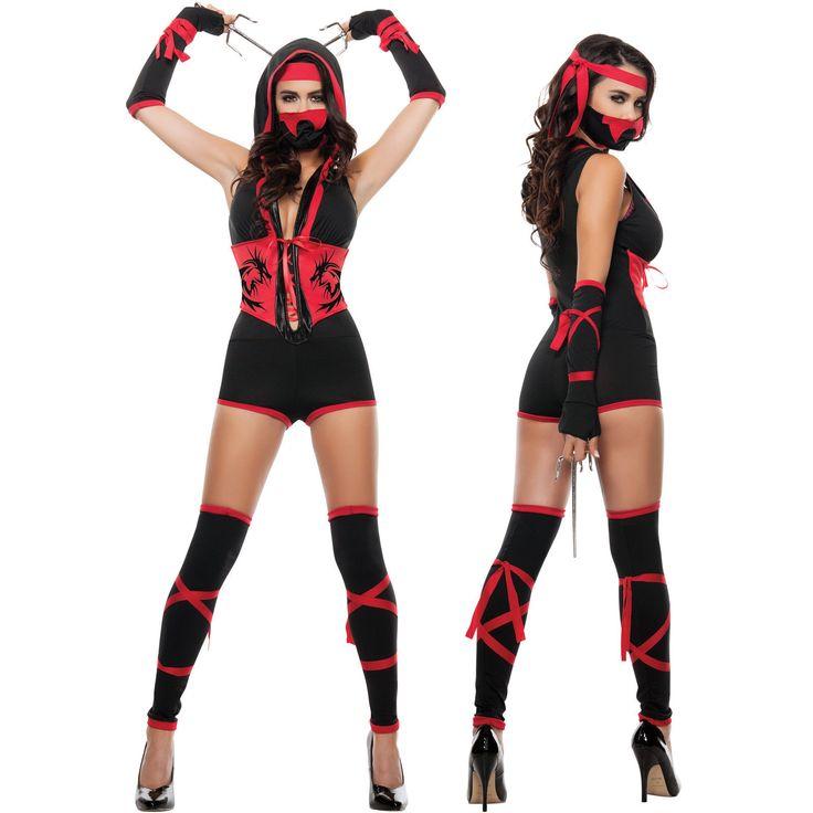 25 best ideas about sexy ninja costume on pinterest