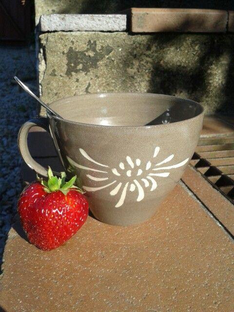 Honeysuckle cup