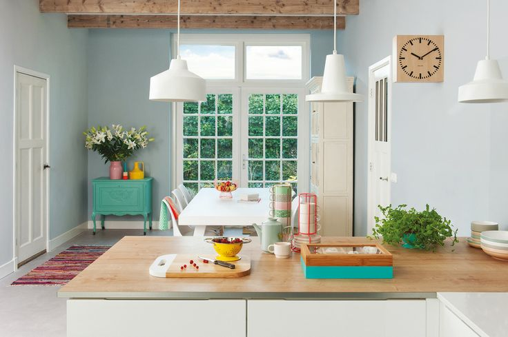 Come and take a look in our home. This kitchen if full with Pt, Karlsson and Leitmotiv products.
