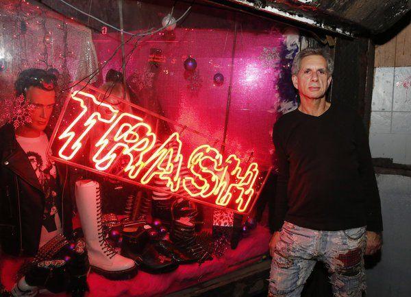 Trash and Vaudeville, a Punk Emporium, Leaves Its East Village Home - NYTimes.com
