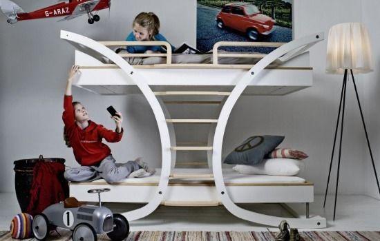 Kinderkamer Ideetjes: Cool Stapelbed