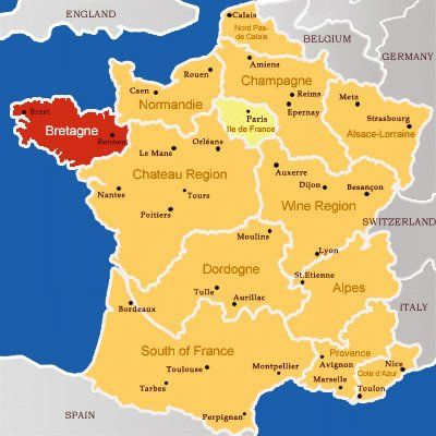 25 best ideas about map of brittany on pinterest brittany map