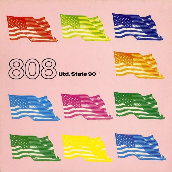 808 State - Cubik (from the album Utd. State 90)
