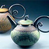 Suzanne Crane teapot