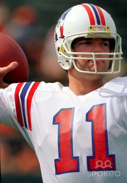 Tony Eason New England Patriots Past Amp Present