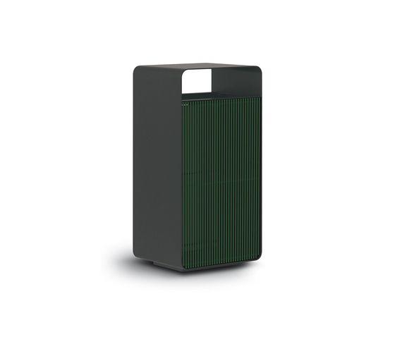 Exterior bins |  | Box | Metalco. Check it on Architonic