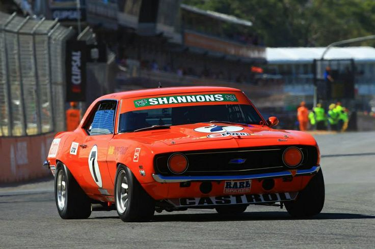 Sweepee debut Adelaide 2014 Chevy muscle cars