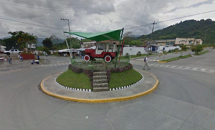 Caicedonia Es uno de los municipios más jóvenes del departamento, Llamada Ciudad Centinela del Valle