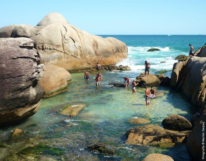 Mole Beach - Florianópolis, Santa Catarina - BRASIL