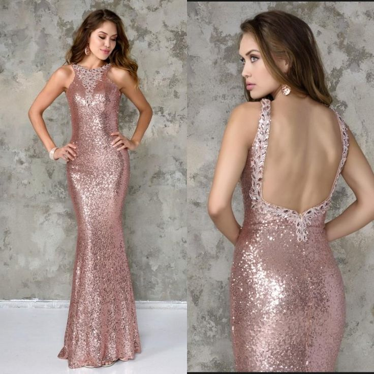 Rose Gold Prom Silvers: 1000+ Ideas About Gold Prom Dresses On Pinterest