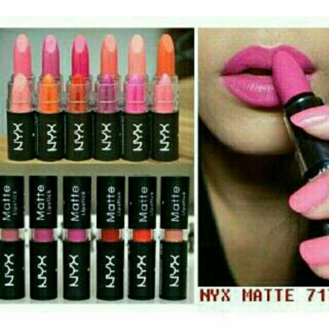 Saya menjual Lipstik NYX matte seharga Rp140.000. Dapatkan produk ini hanya di Shopee! http://shopee.co.id/alunashop/3014822 #ShopeeID