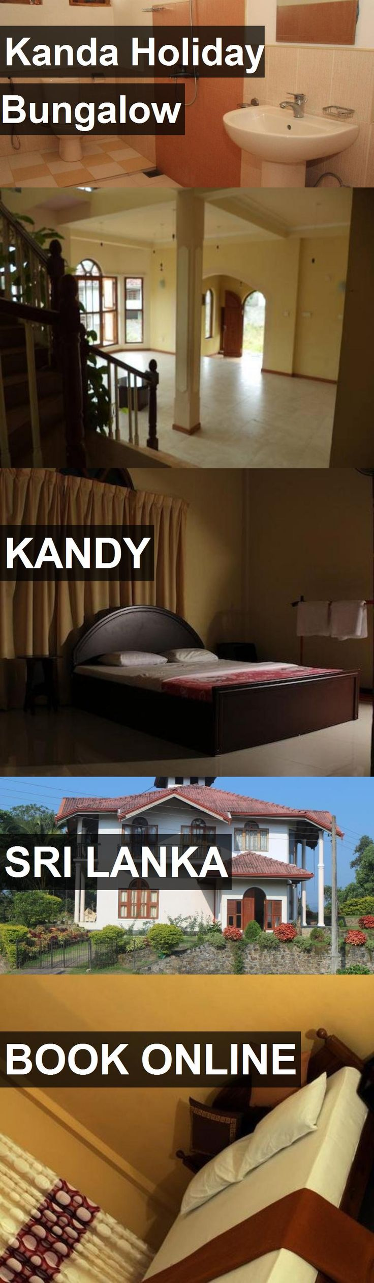 Hotel Kanda Holiday Bungalow in Kandy, Sri Lanka. For more information, photos, reviews and best prices please follow the link. #SriLanka #Kandy #KandaHolidayBungalow #hotel #travel #vacation