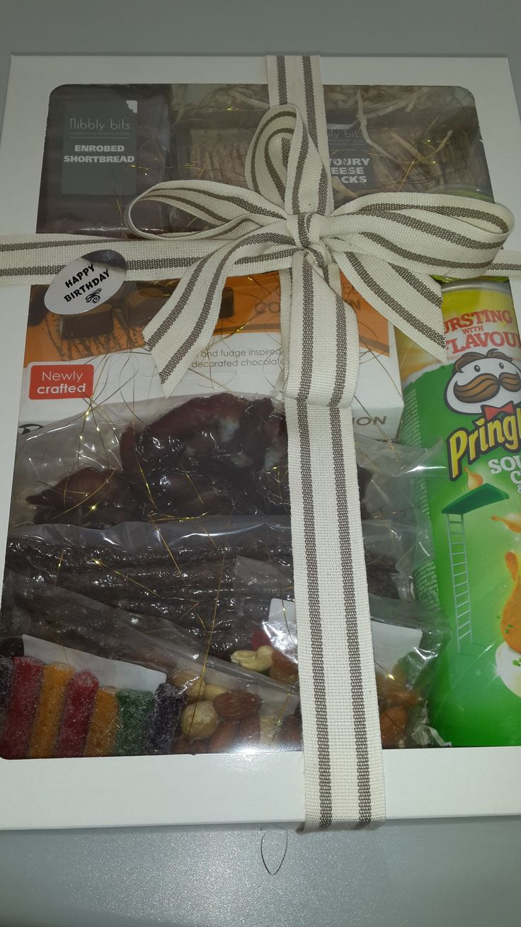 Dad's biltong snack box