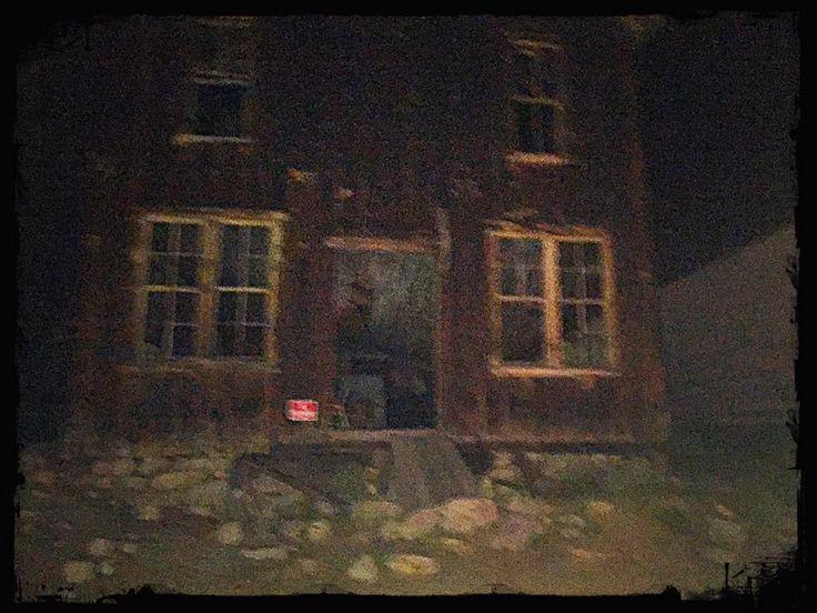 Rocky Bar, Idaho Look close 👻