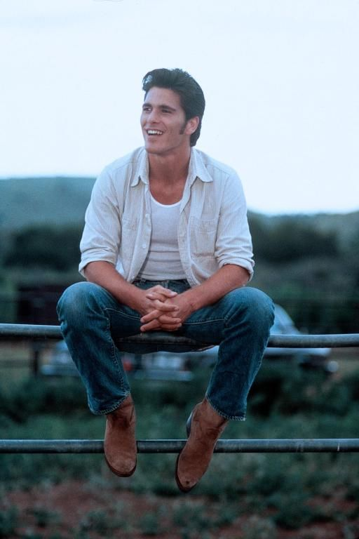 If Zombies Were Supermodels, We'd Be Them: Ultimate Babe: Michael Schoeffling