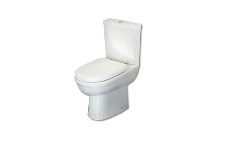 Primo Short Projection toilet Bathshop321 http://www.bathshop321.com/primo-toilet-and-seat/