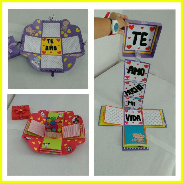 Detallitos y Manualidades D&M: cajas sorpresa!!!