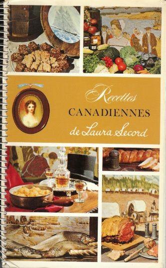 Recettes canadiennes de Laura Secord – Boutique de Cuisine du Québec. com