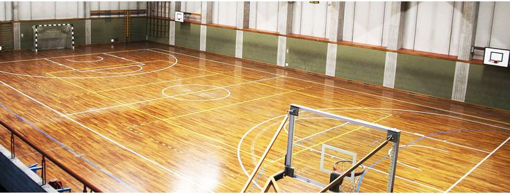 Project at La Spezia (Italy) for interior LED lighting of sport facilities with the use of TABLED and TLED PRO