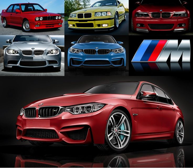 BMW M3 - Then and Now - This picture is a representation of all the generation BMW M3 Models. From the E30 M3 (1985 to 1992), E36 M3 (1992 to 1999), E46 M3 (2000 to 2006), and M3 E90, E92, E93 models (2007 to July 5, 2013), to the F80 M3 (2013 to present). Visit our website for information: http://www.ruelspot.com/bmw/get-great-prices-on-used-bmw-m3-for-sale/ #BMWM3 #BMWE36M3 #BMWE46M3 #BMWM3E90 #BMWM3E92 #BMWM3E93 #BMWF80M3