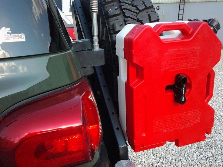 Rotopax Gas Cans Fj Cruiser Google Search Fj Cruiser
